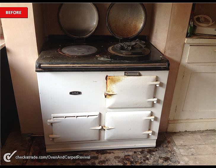 Oven Cleaning Service in the Chichester and Bognor area
