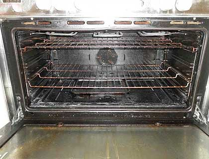 Dirty Oven